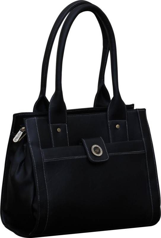Fostelo Women Black Shoulder Bag