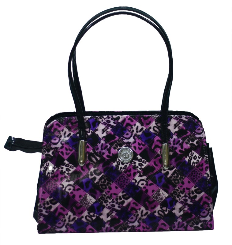 VS Creation Women Multicolor Hand-held Bag