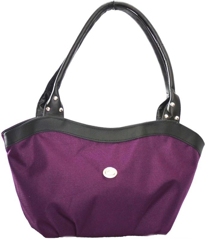 JG Shoppe Women Purple Hand-held Bag