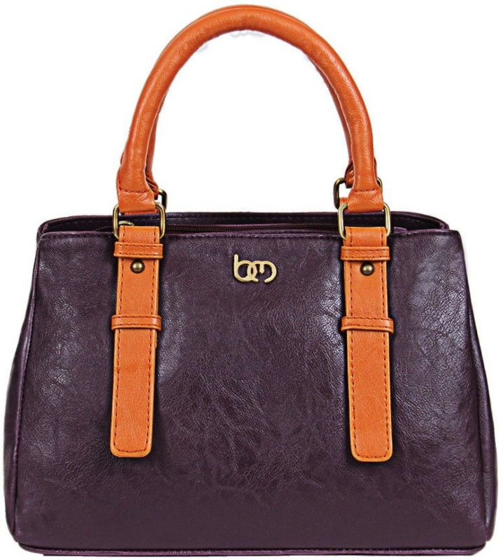 Bagsy Malone Women Purple Hand-held Bag