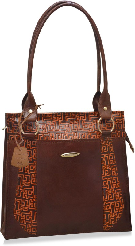 Arpera Women Brown Shoulder Bag