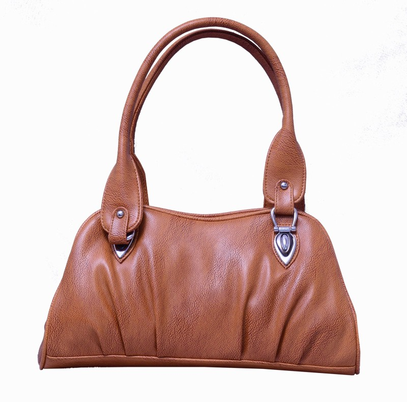 Charu Boutique Women Brown Satchel