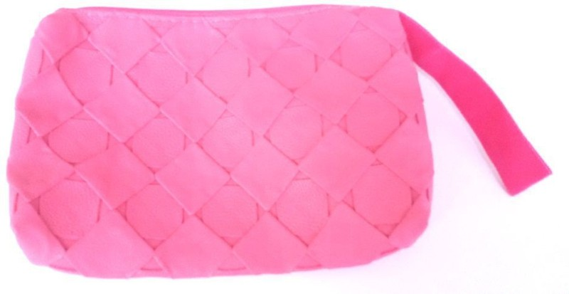 Viva PU Cosmetic Bag(Pink)