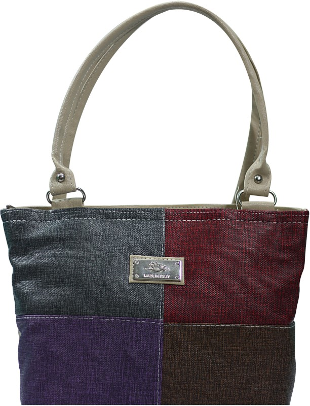 VS Creation Women Multicolor Shoulder Bag