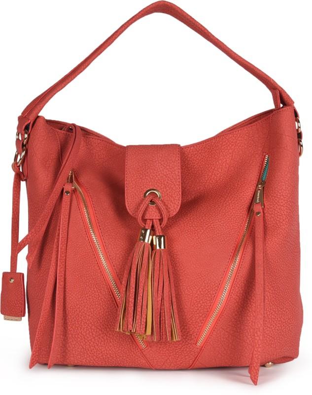 Diana Korr Women Pink Shoulder Bag