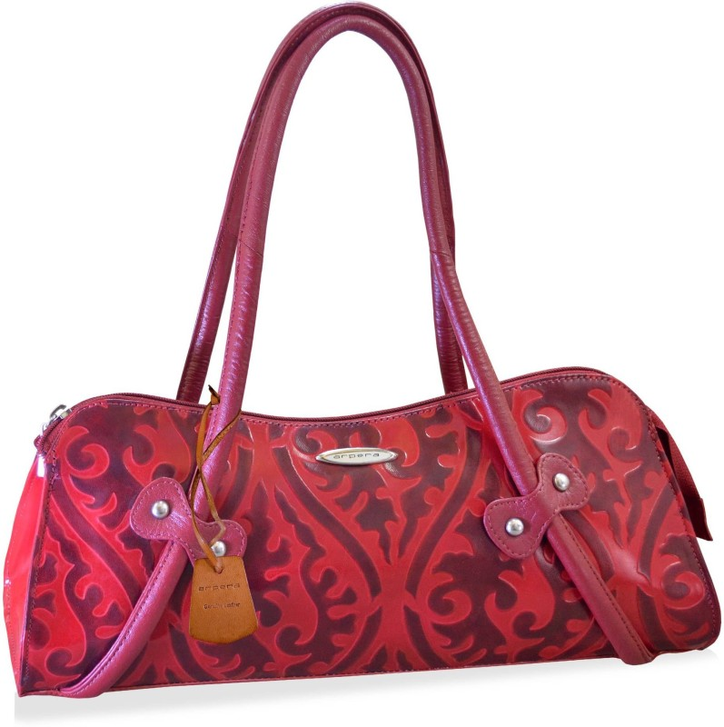 Arpera Women Red Shoulder Bag