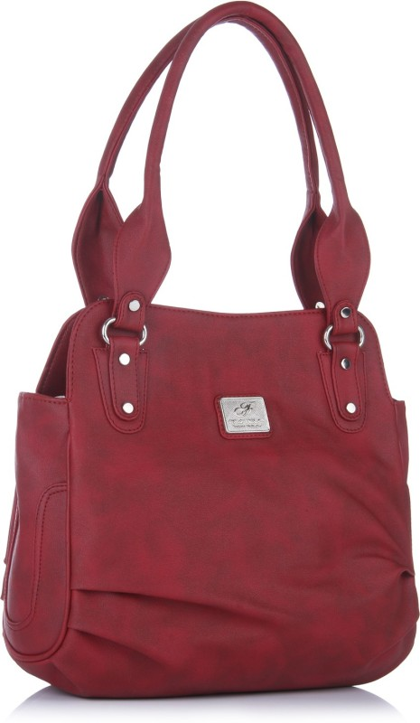 Fostelo Women Maroon Shoulder Bag
