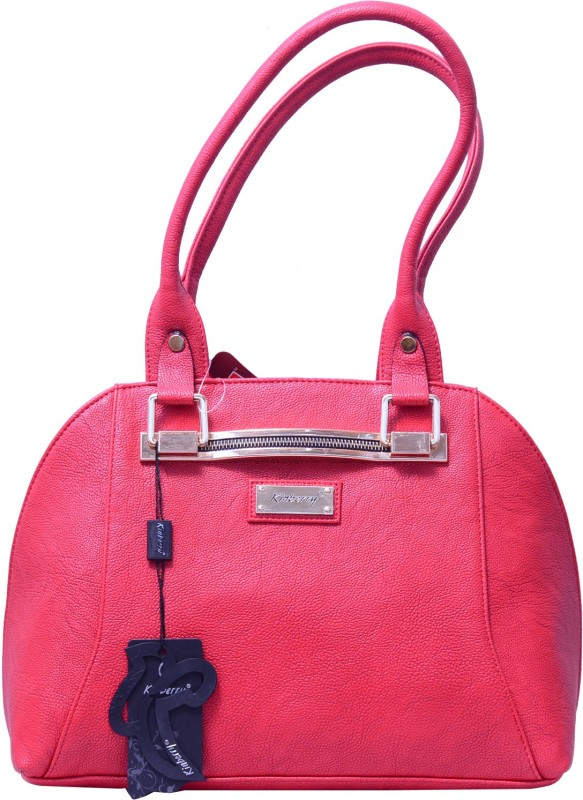 Kinberry Women Red Satchel
