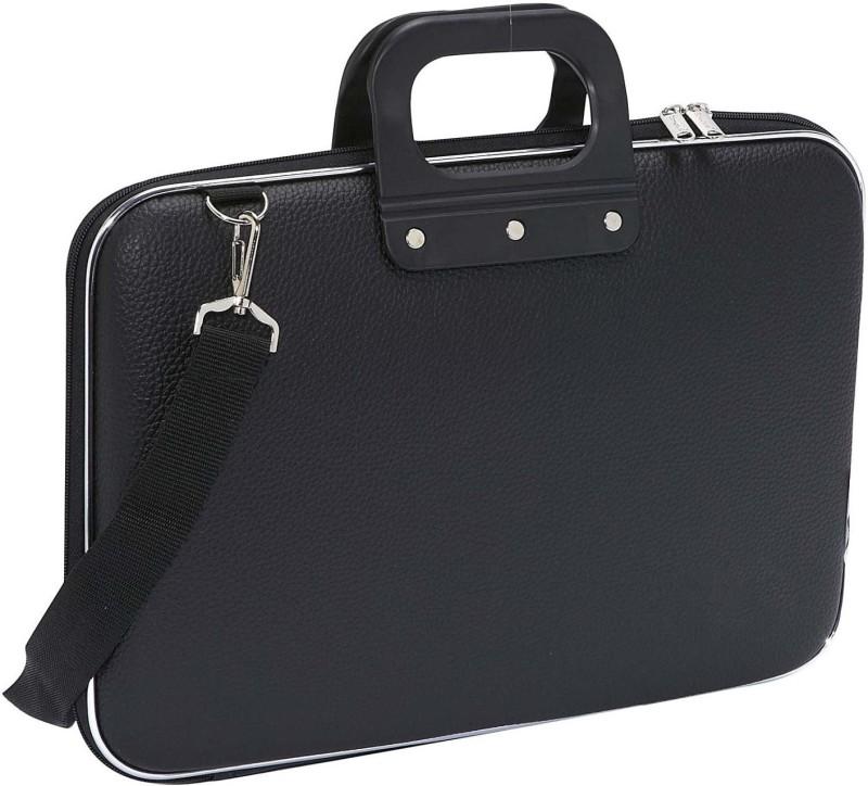 Ruby Men Black Messenger Bag