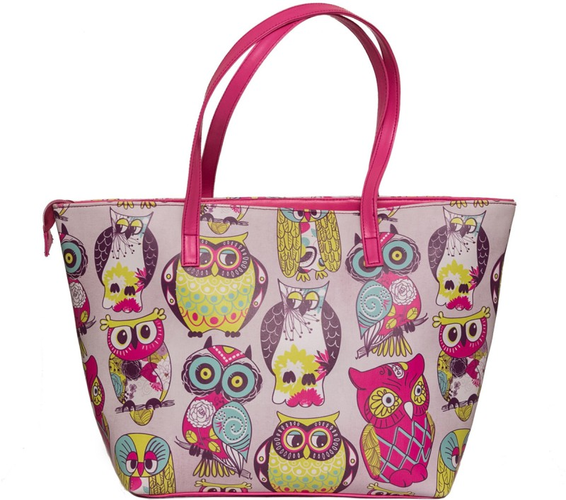 Band Box Women Multicolor Tote
