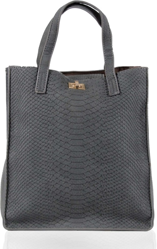 MABEL Women Grey Tote