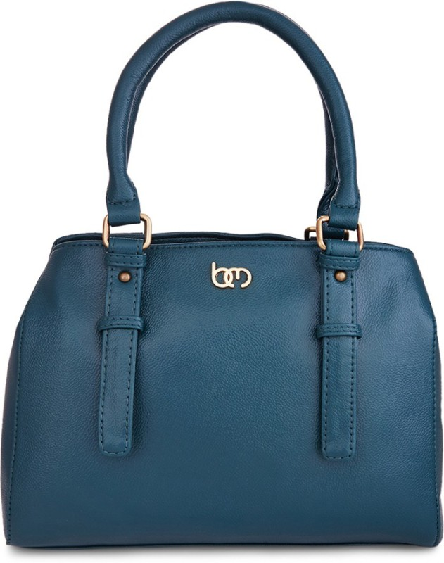 Bagsy Malone Women Blue Hand-held Bag