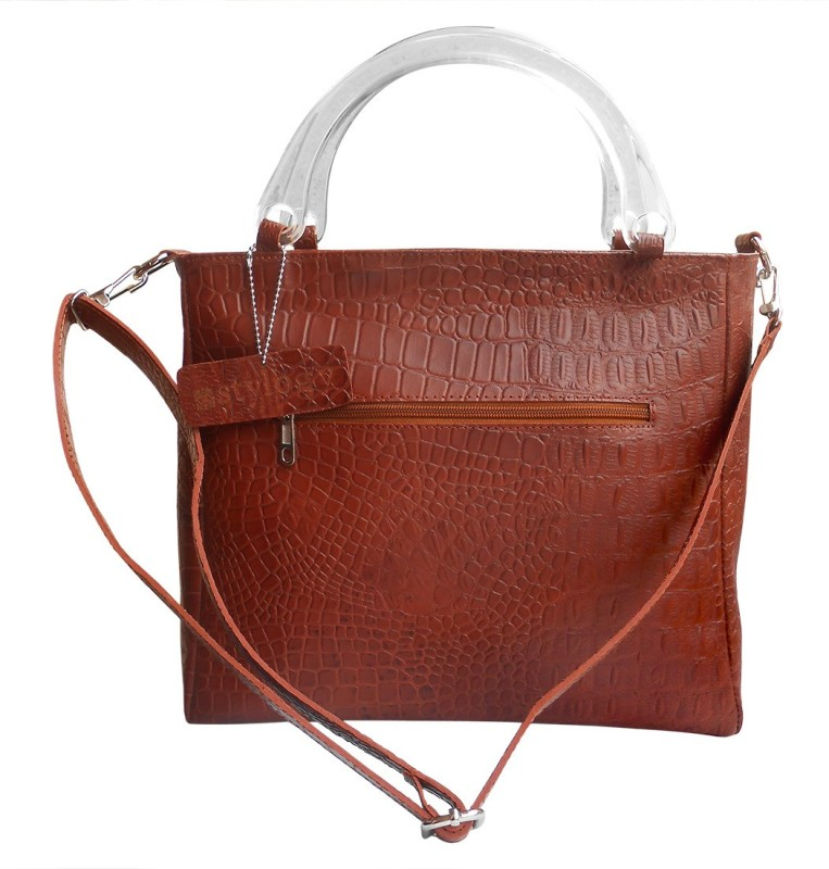 Stylogy Girls Brown Hand-held Bag