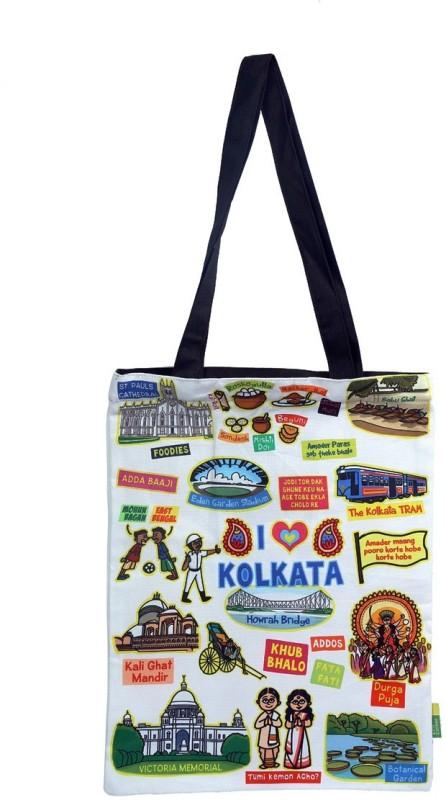 Eco Corner Women Multicolor Shoulder Bag