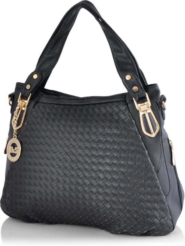 Tanishka Exports Women Black Messenger Bag
