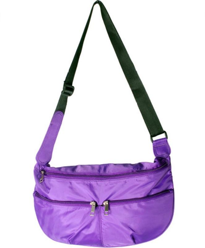 Rambler Women Purple Messenger Bag