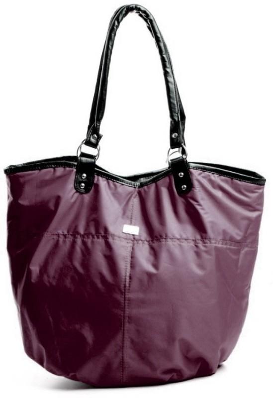 JG Shoppe Women Purple Shoulder Bag