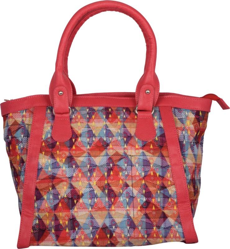 18%off Kanvas Katha Hand-held Bag(Multicolor)