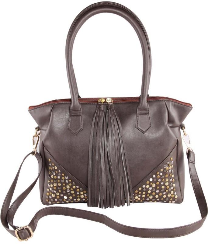 Tomas Women Brown Hand-held Bag