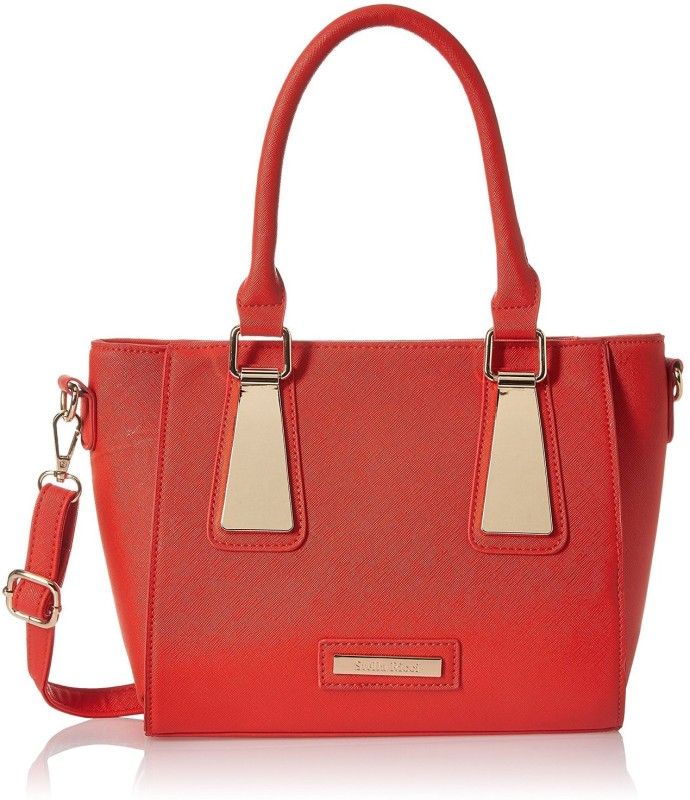 Stella Ricci Hand-held Bag(Red)
