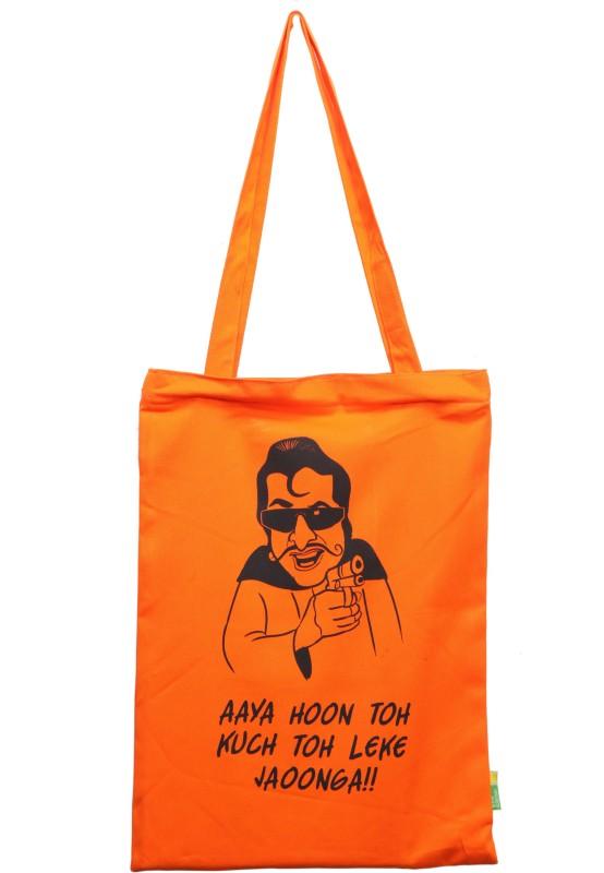 Eco Corner Women Orange Shoulder Bag