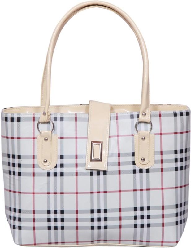 Notbad Women White Shoulder Bag