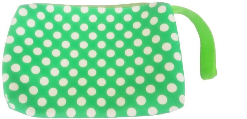 Viva PU Cosmetic Bag(Green)