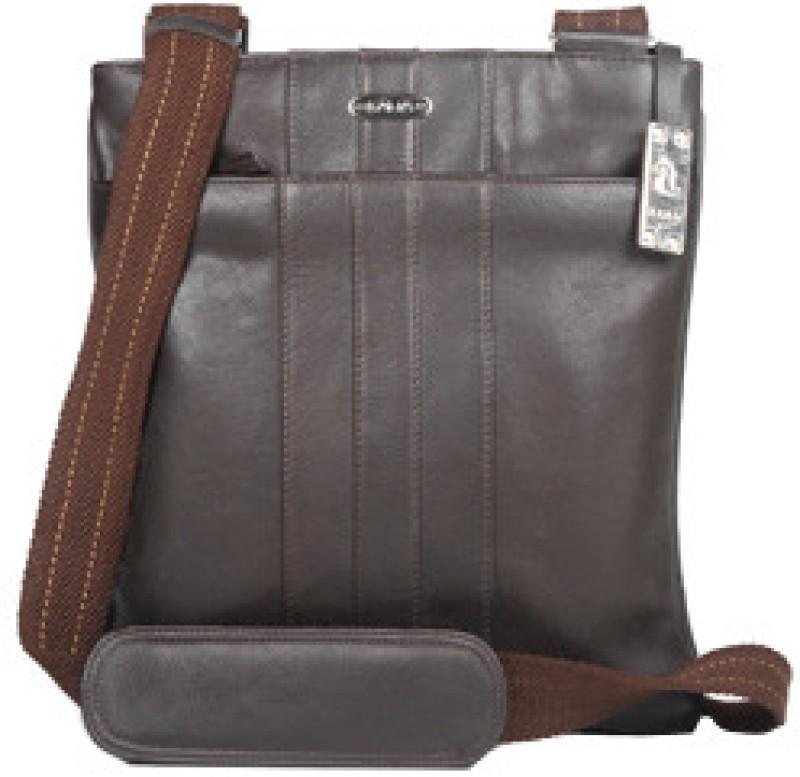 Kara Hand-held Bag(Brown)