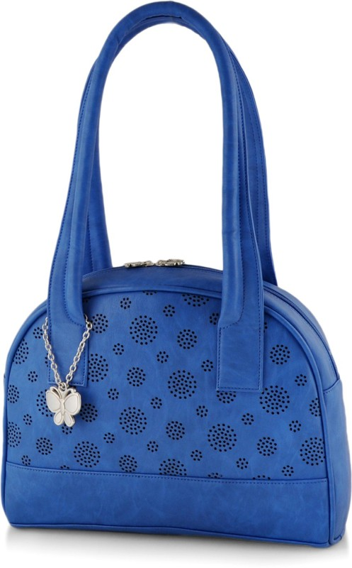 Butterflies & more - Blue Totes, Handbags... - bags_wallets_belts