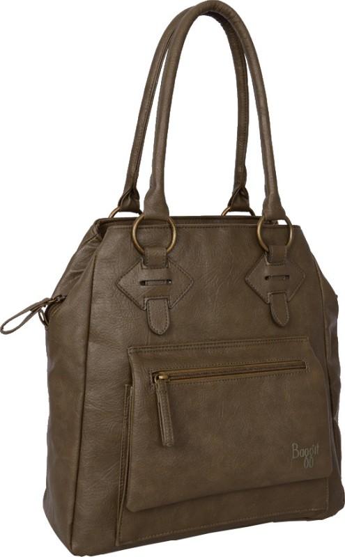 Baggit Hand Held Bag Brown