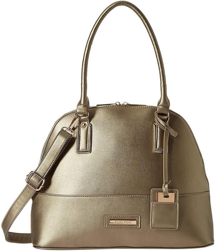 Stella Ricci Hand-held Bag(Gold)