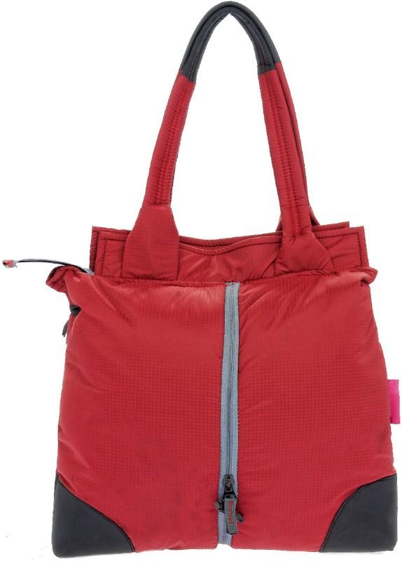 JG Shoppe Women Red Shoulder Bag