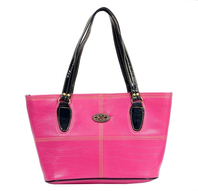 Bagaholics Women Pink Hand-held Bag