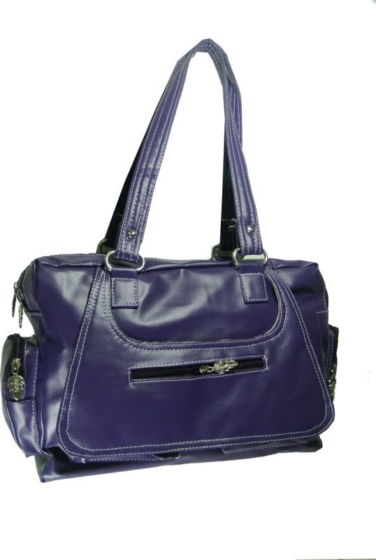 Essart Women Purple Shoulder Bag