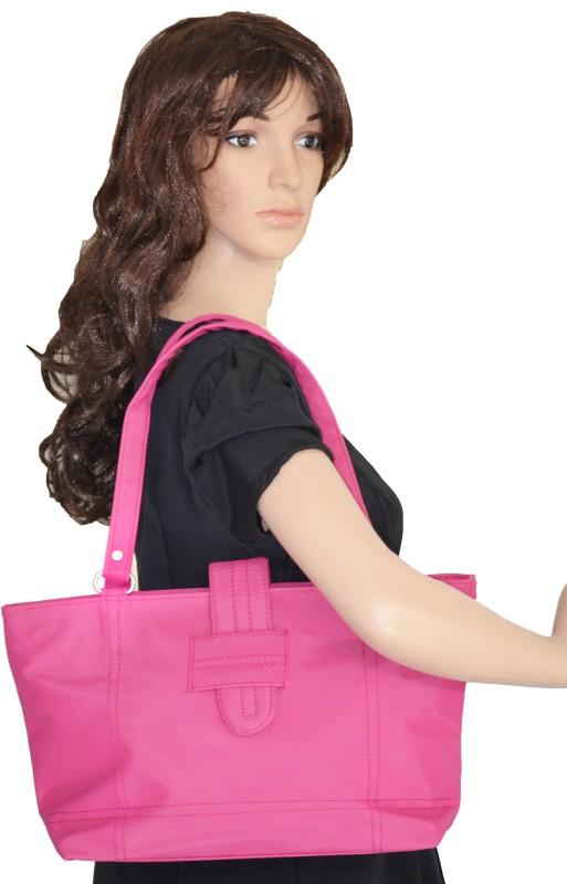JG Shoppe Women Pink Shoulder Bag