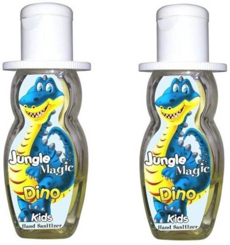Jungle Magic Dino 2 bottles Bottle(2 x 50 ml)