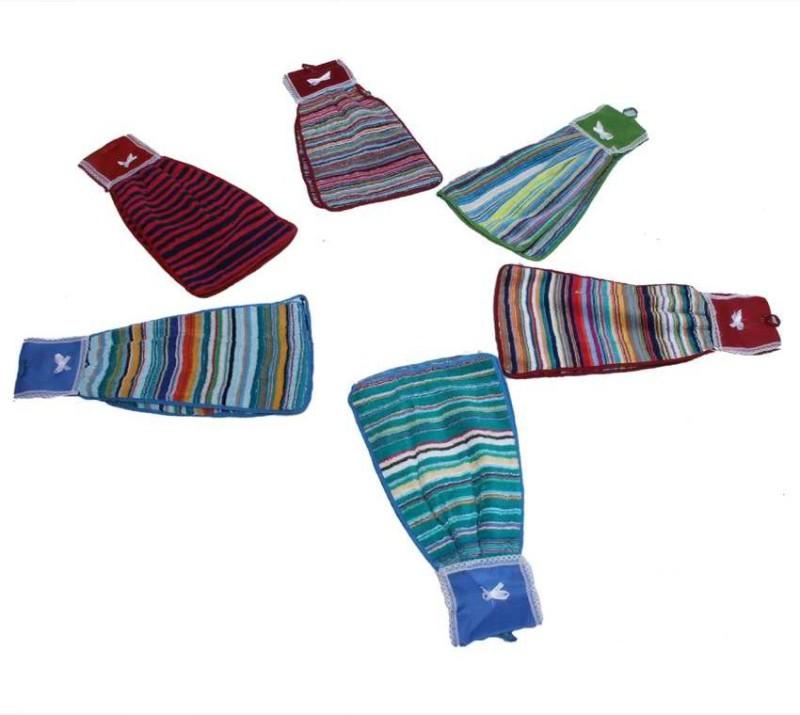 Kuber Industries Plain Handkerchief(Pack of 6) Plain