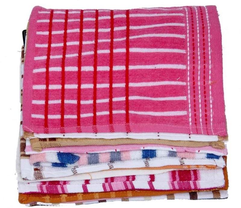 Kuber Industries Line Handkerchief(Pack of 12) Line