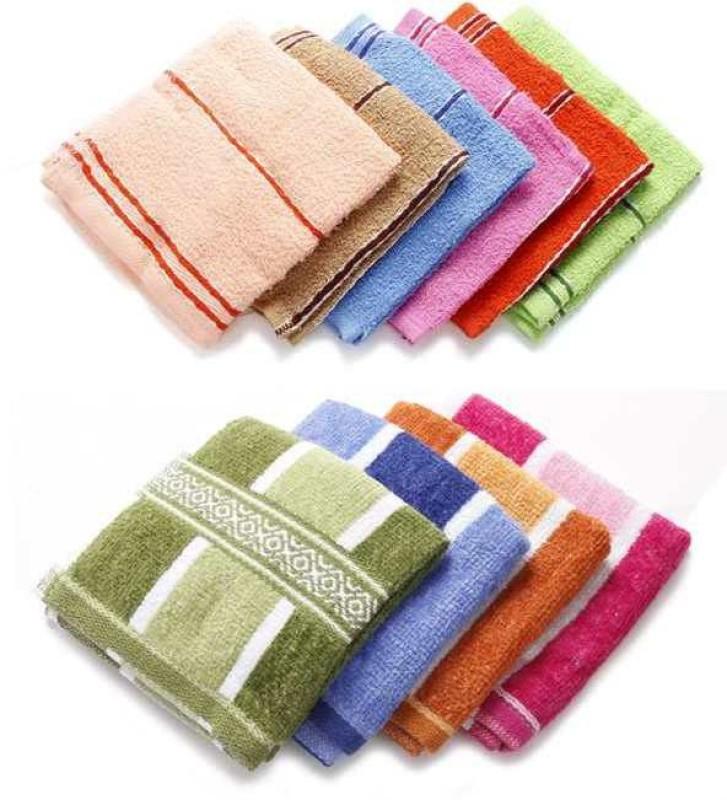 Kuber Industries Business Border Handkerchief(Pack of 12) Business Border