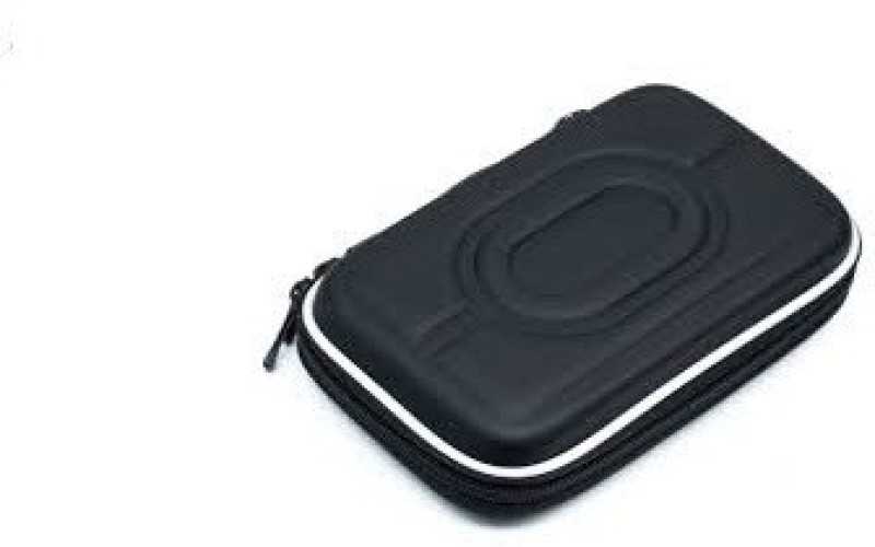 Tech Gear Case Bag For 2.5 Inch Hard Disk Skin(Black)