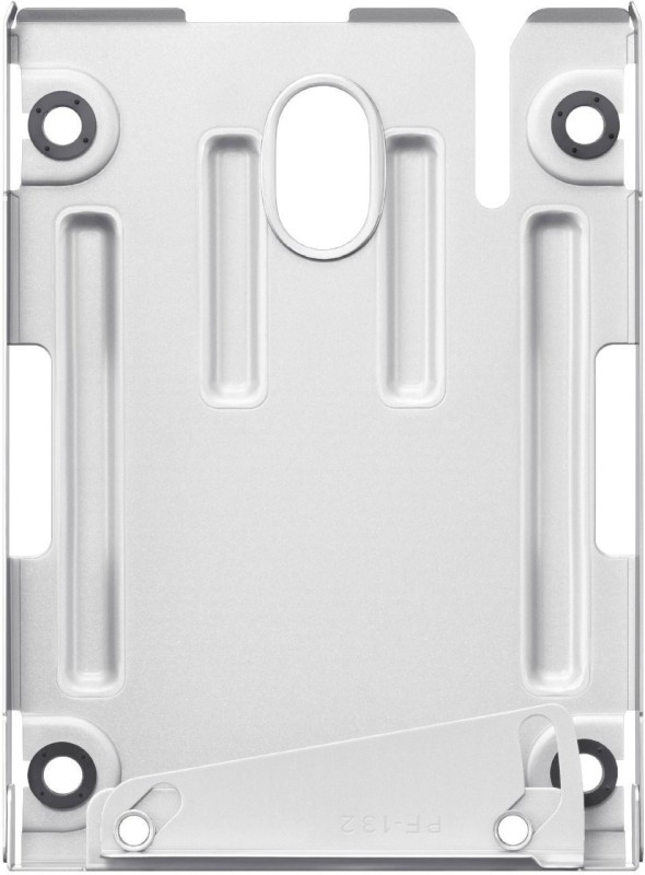 ADMI Mounting Bracket Caddy for PS3 SuperSlim Consoles 2.5 inch Hard Disk Case(For PlayStation3 system (CECH-400x series), Silver)