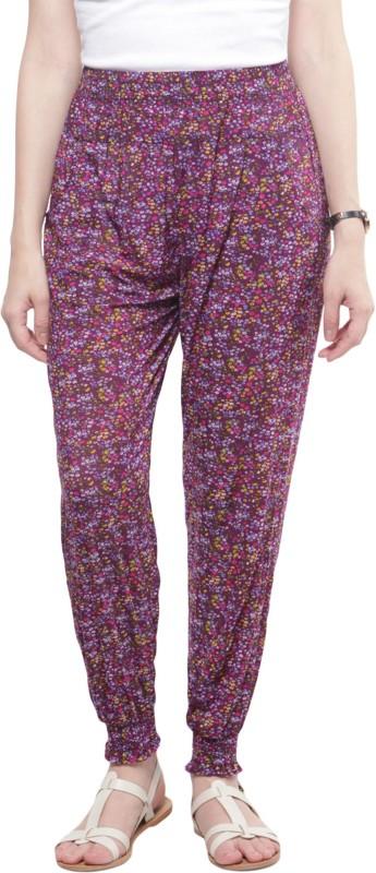 Sakhi Sang Printed Polyester Womens Harem Pants