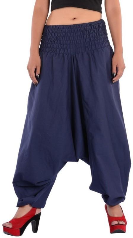 indi-bargain-solid-cotton-womens-harem-pants