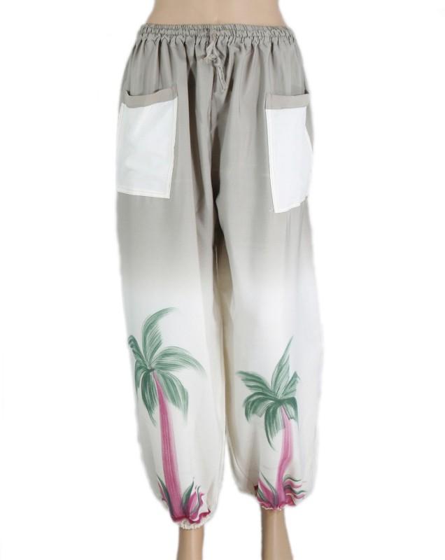 VR Designers Floral Print Polycotton Women Harem Pants