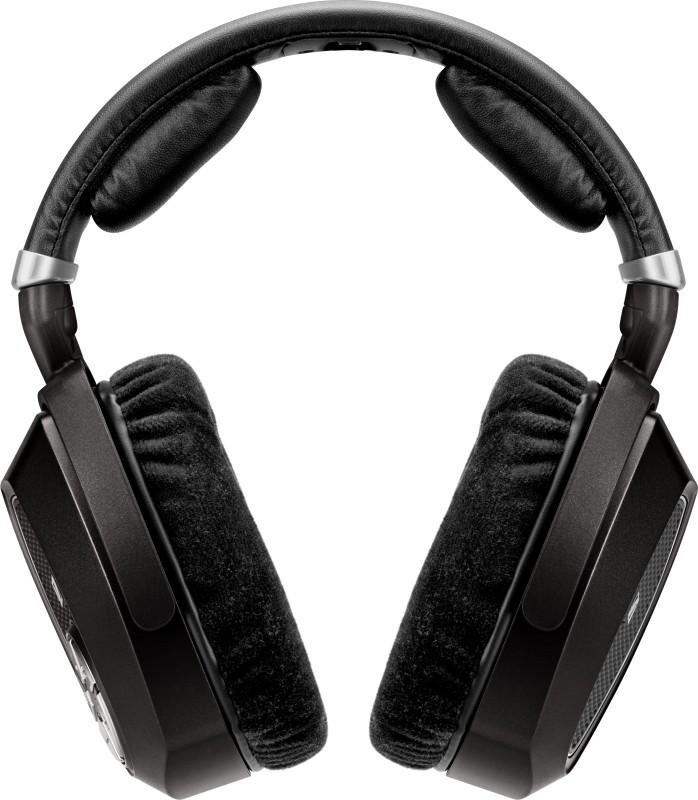 Sennheiser HDR 185 Headphone(Black, Over the Ear)