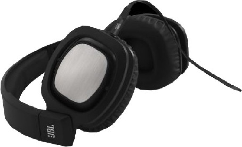JBL J88A Wired Headphone(Black, Over the Ear)