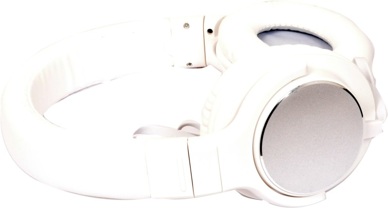 A Connect Z U-923-MagiceWhit955 Wired Headphone(White, Over the Ear)