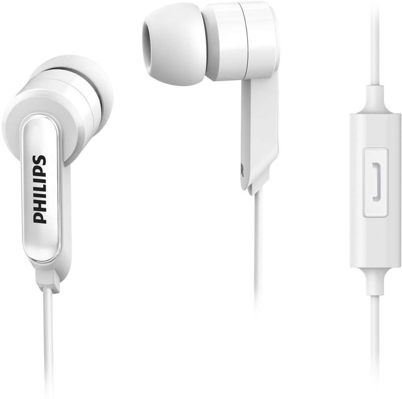 Philips SHE1405WT/94 Headphone(White, In the Ear)