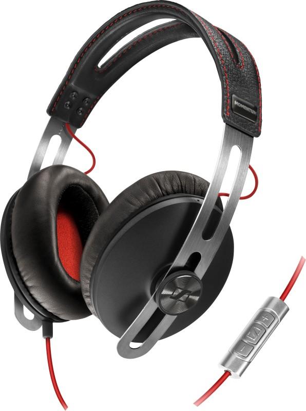 Sennheiser Momentum On-ear Headphone(Black, Over the Ear)