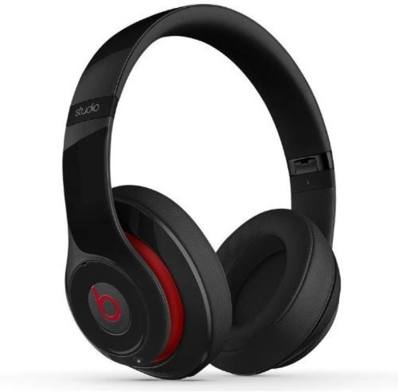 Beats Studio 2.0 Wi Overear Headphone - Black Headphone(Black)
